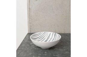Bowl Ruka Irregular Stripe