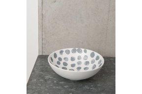 Bowl Ruka Irregular Dots