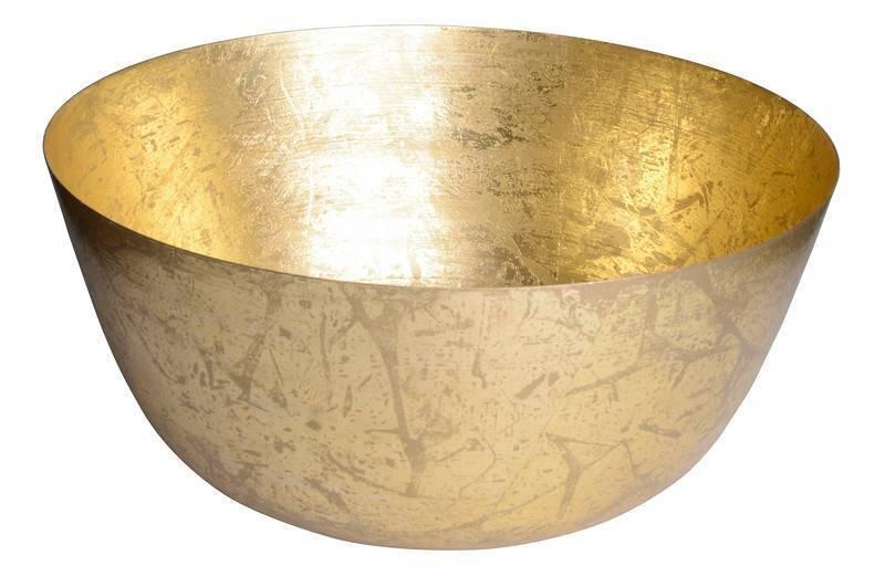UNC URBAN NATURE CULTURE AMSTERDAM Bowl Gold