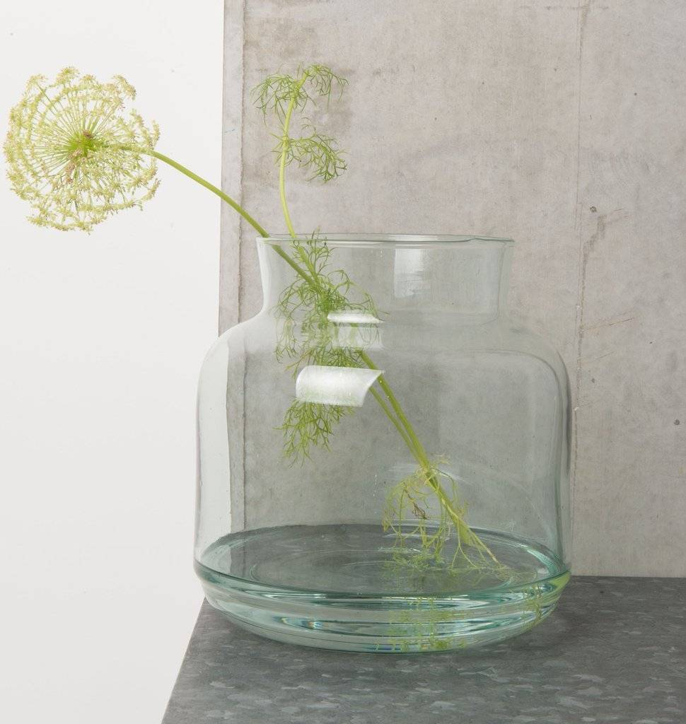 UNC URBAN NATURE CULTURE AMSTERDAM Vase Recycled Glass
