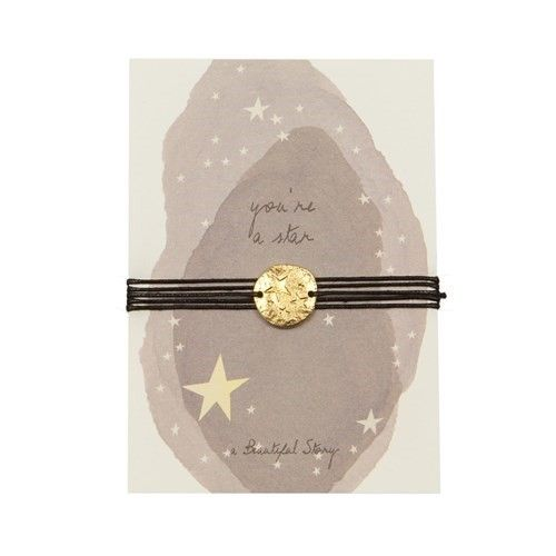 a Beautiful Story JP00002 - Jewelry postcard Stars