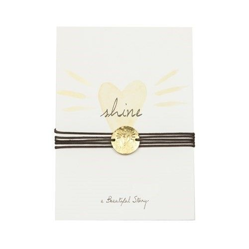 a Beautiful Story JP00004 - Jewelry postcard Shine