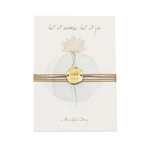 a Beautiful Story JP00008 - Jewelry postcard Lotus