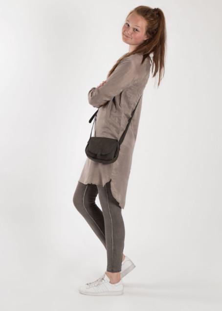 Zusss Gewassen Jersey Legging Lever M/L