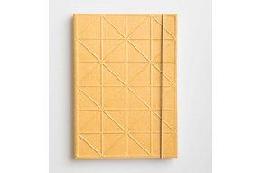 Notebook gold 3D