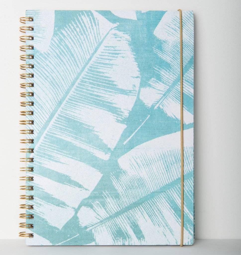UNC URBAN NATURE CULTURE AMSTERDAM Notebook Palmleaf