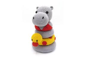 Haakpakket Helga Nijlpaard