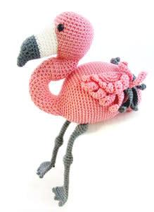 Haakpakket Coco de Flamingo