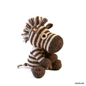Hardicraft Haakpakket Dirk de Zebra