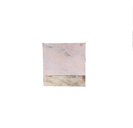 onderzetters marmer/hout, roze 4st