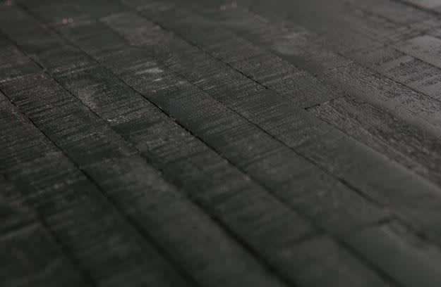 BePureHome Sharing bijzettafel vierkant zwart