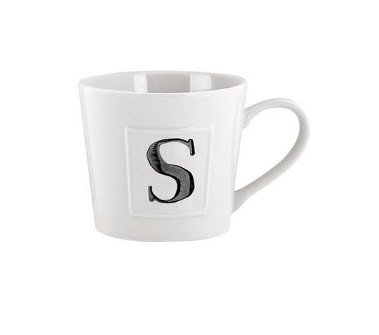 HOME SOCIETY Mok alfabet S