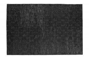 Scenes vloerkleed Jute soft black 170x240cm