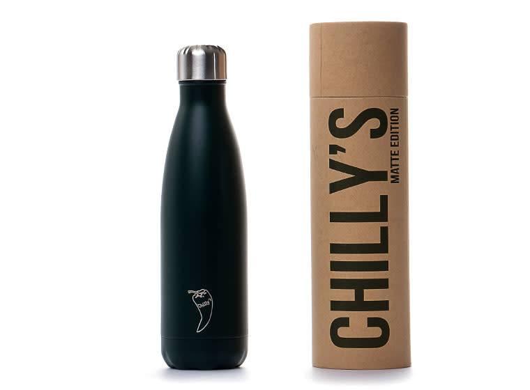 Chilly's Bottles Chilly's Bottle 500ml Green Matte