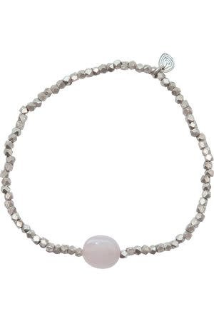 a Beautiful Story Celebrate Rose Quartz Bracelet