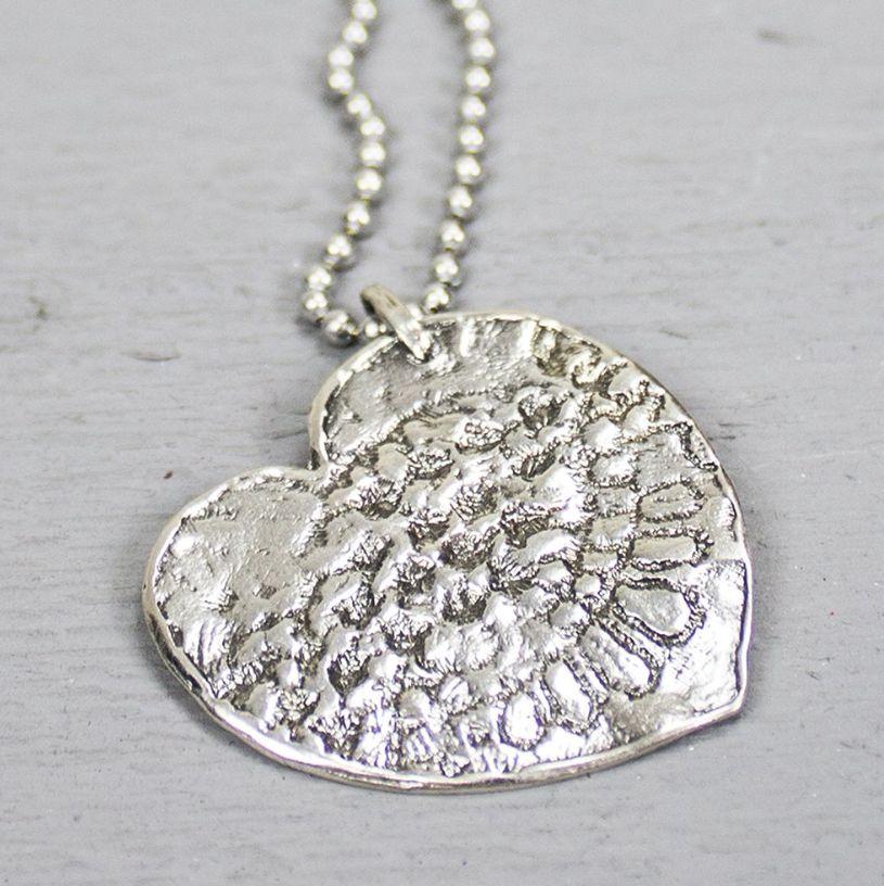 Jéh Jewels 18055 - Hanger zilver oxy