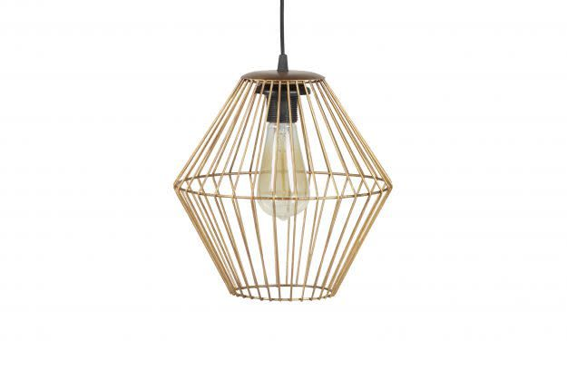 BePureHome Elegant hanglamp Brass L