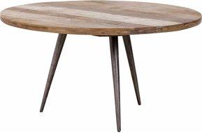 Coffeetable Button 35x65 cm