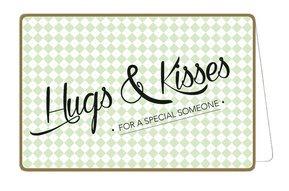 Kaart Nordic 918 hugs & kisses