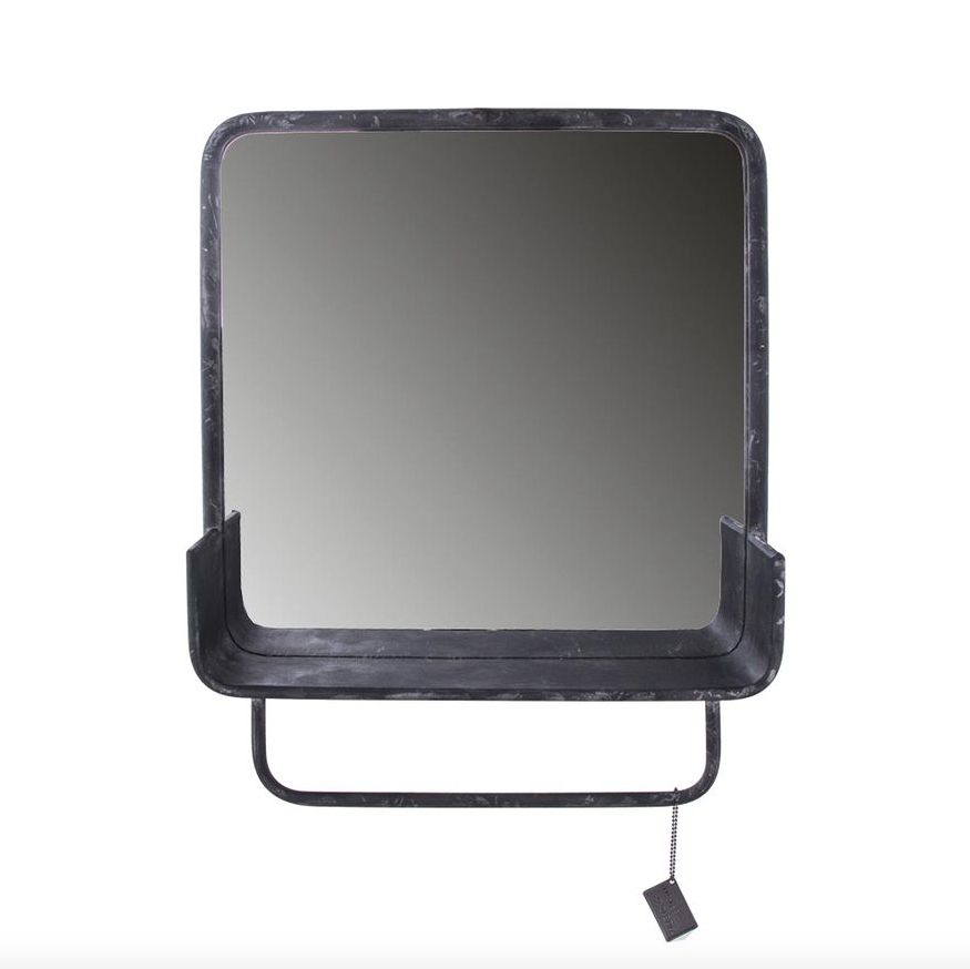 HOME SOCIETY Metal Mirror Logan