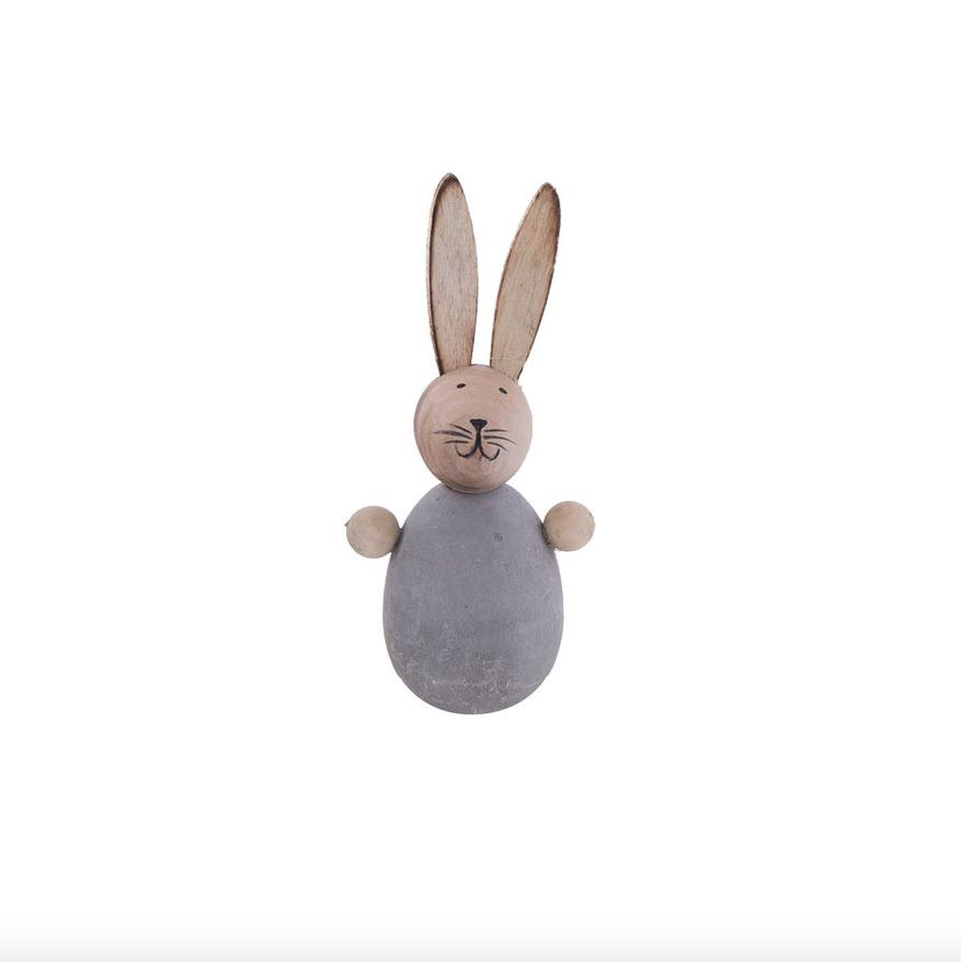 HOME SOCIETY Cement Rabbit S