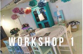 Workshop verftechnieken 1  |  16 maart