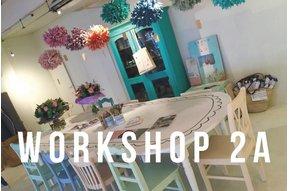 Workshop verftechnieken 2A  |  17 maart