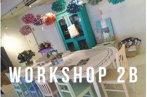 Workshop verftechnieken 2B  |  24 maart