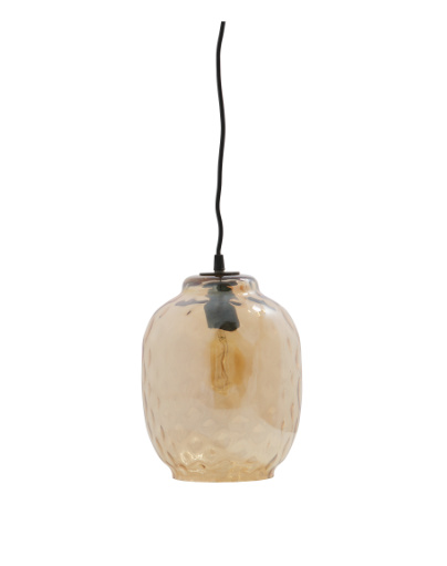 BePureHome Bubble hangllamp glas Antique Brass