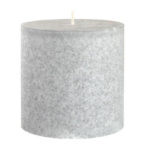 My Flame Kaars Satin grey