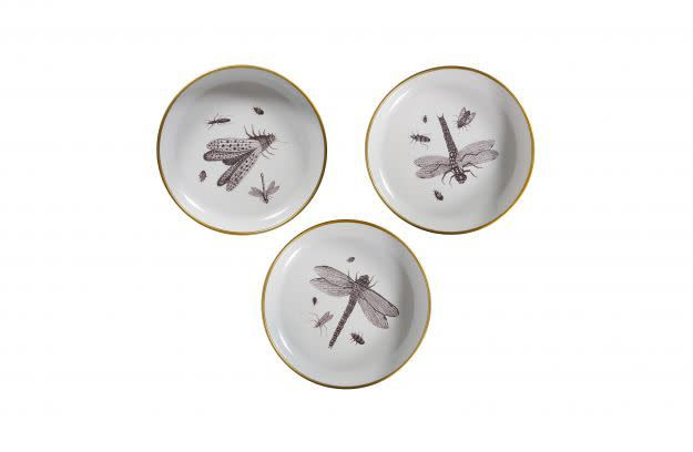 BePureHome Insect Deco bord set v 3
