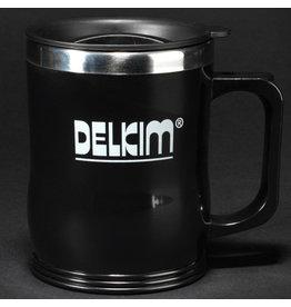 Delkim Delkim Logo Travel Mug
