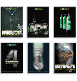 Korda Korda Underwater DVD