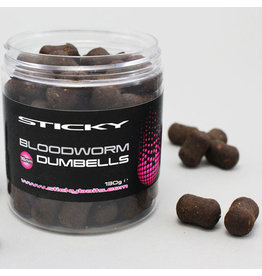 Sticky Baits Sticky Baits Bloodworm Dumbell Hookbaits