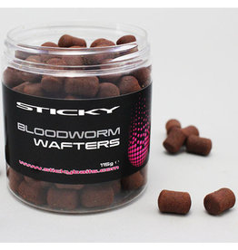 Sticky Baits Sticky Baits Bloodworm Dumbell Wafters 12mm