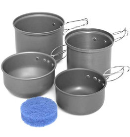 Trakker Trakker Armo Cookware Set