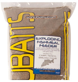 Sonubaits Sonubaits Exploding Fishmeal Feeder 2kg