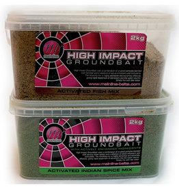 Mainline Mainline High Impact Groundbait 2kg Bucket
