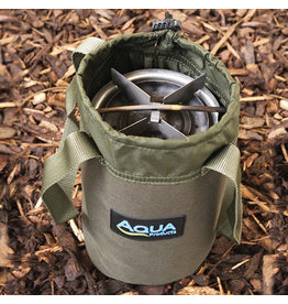 Aqua Aqua Quilted Stove Bag