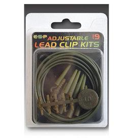 ESP ESP Adjustable Lead Clip Kit Size 9