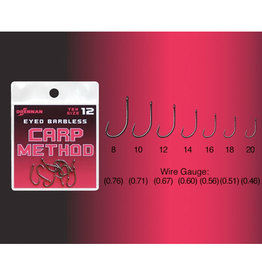 Drennan Drennan Carp Method Barbless Hooks