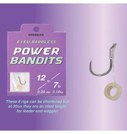 Drennan Drennan Power Bandit Hooks to Nylon with Pellet Band