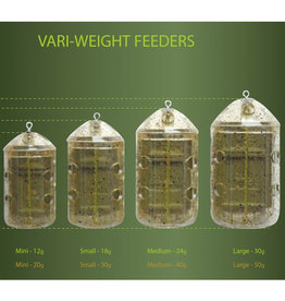Drennan Drennan Variweight Feeders