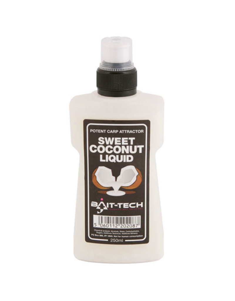 Bait-Tech Bait-Tech Sweet Coconut 250ml Liquid