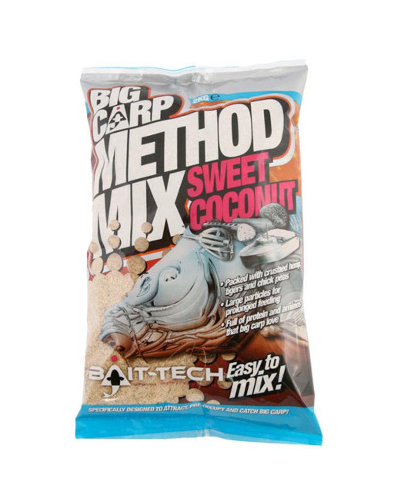 Bait-Tech Bait-Tech Sweet Coconut Big Carp Method Mix 2kg