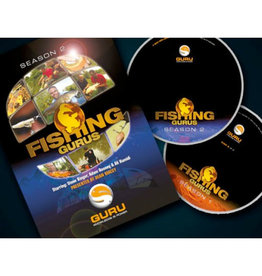 Guru Guru Fishing DVD