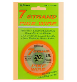 Drennan Drennan Trace Wire 7 Strand