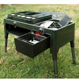 Nash Nash Bivvy Box Table with FREE Medium Tackle Box