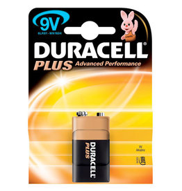 Duracell Plus Battery 9V