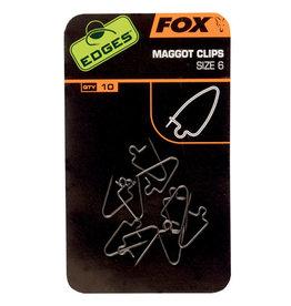 Fox Edges Fox Edges Maggot Clips